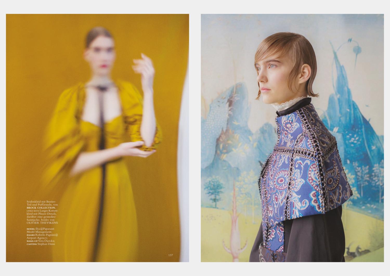 Harper's Bazaar III - © Paul Rousteau
