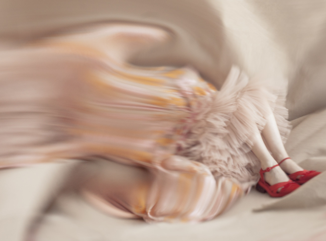 Harper's Bazaar - © Paul Rousteau
