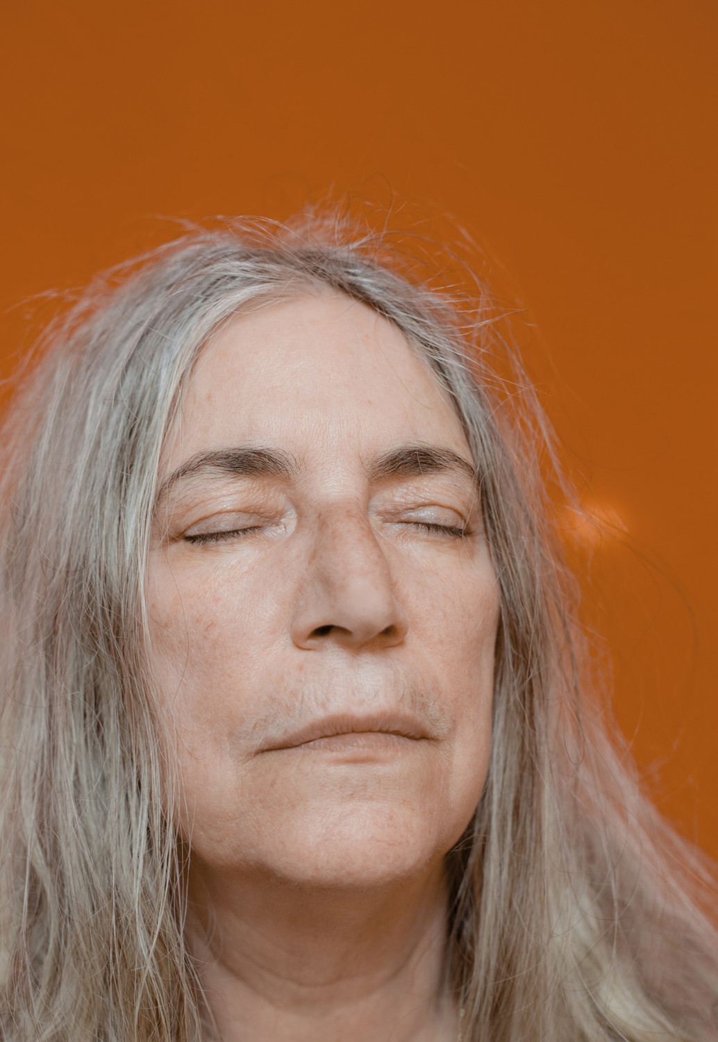Patti Smith x Libération - © Paul Rousteau