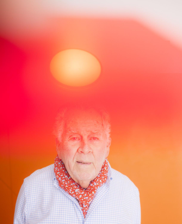 Sylvio Perlstein x The New York Times - © Paul Rousteau
