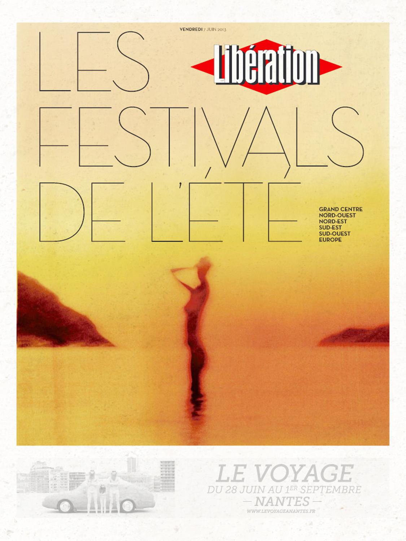 Libération x Festivals de l'Eté - © Paul Rousteau
