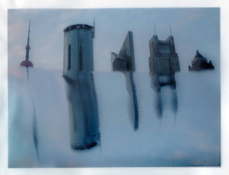 Shanghai x T Magazine China - © Paul Rousteau